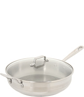 Emeril by All-Clad - Chef's Stainless 5 Qt. Saute Pan With Lid