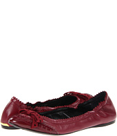 Burberry - Bow Detail Brogue Ballerinas