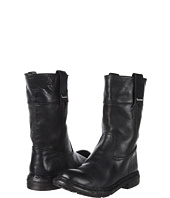 Burberry - Leather Riding Boots