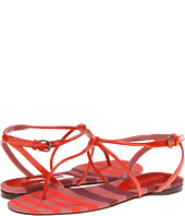 Burberry - Patent Leather Sandals