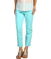 NYDJ Petite - Petite Kendall Roll Cuff Crop in Colored Denim