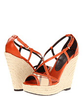 Burberry - Haymarket Check Espadrille Wedges