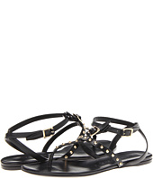 Burberry - Studded Leather Sandals