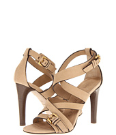 Burberry - Buckle Detail Nubuck Sandals