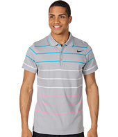 Nike - Dri-Fit Cotton Stripe Jersey S/S Polo