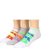 Nike - Sportswear Lightweight Logo No Show 3-Pair Pack