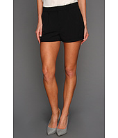 Catherine Malandrino - Silk Georgette Short with Cuff at Hem