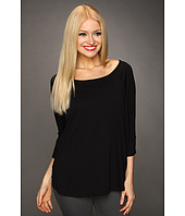 Alternative Apparel - Solid Audrey Drape Top