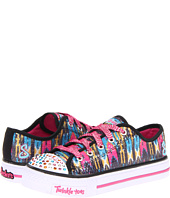 SKECHERS KIDS - Twinkle Toes - Shuffles 10273L Lights (Toddler/Youth)