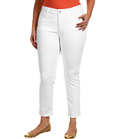 NYDJ Plus Size - Plus Size Sheri Skinny in Optic White