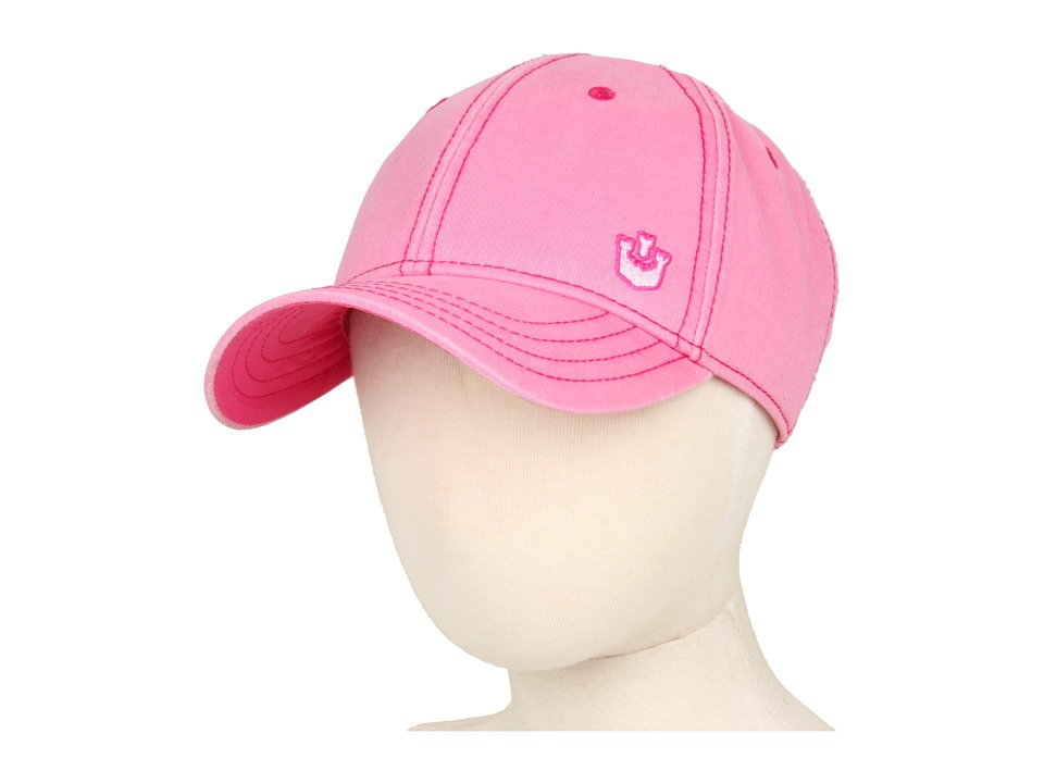 Goorin Brothers - Hyde Jr. (Kids) (Pink) Baseball Caps