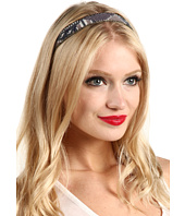 Jane Tran - Beaded Aztec Print Mix Headband
