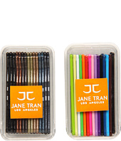 Jane Tran - Metallic and Solid Assorted Bobby Pin Box Set