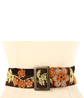 Prana - Embroidered Wool Belt