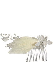 Jane Tran - Crystal Feather Comb