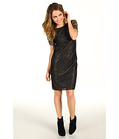 Mark & James by Badgley Mischka - Mark & James Beaded Sleeve Dress