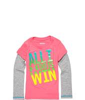 Under Armour Kids - Girls' Win L/S Slider (Little Kids)