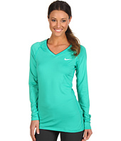 Nike - Nike Pro Long-Sleeve V-Neck II