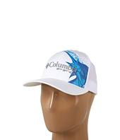 Cheap Columbia Pfg Mesh Ball Cap White Marlin