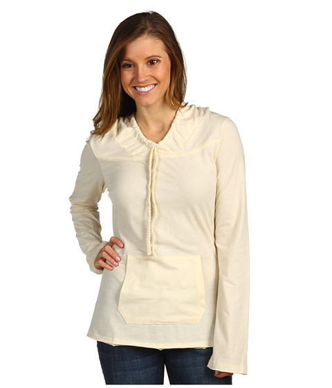 Prana - Tanya Top (Natural) - Apparel