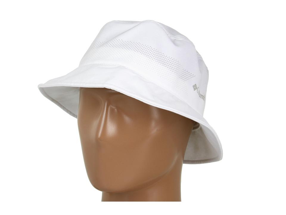 Columbia Silver Ridge Bucket II White Bucket Caps