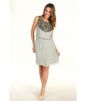 Mark & James by Badgley Mischka - Mark & James Beaded Yoke Dress