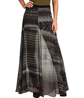 Mark & James by Badgley Mischka - Mark & James Wide Sheer Skirt Pant