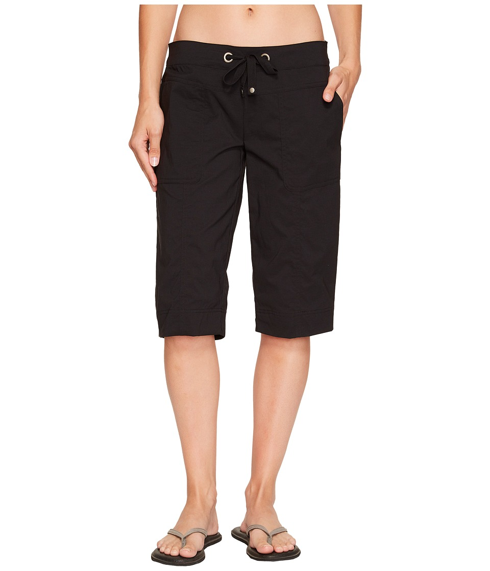 Prana Bliss Knicker (Black) Women