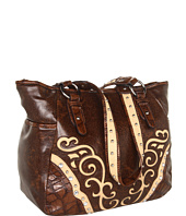 Nocona - Scroll Small Tote