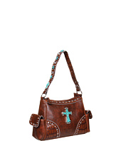 Nocona - Blazin Roxx Turquoise Cross Shoulder Bag