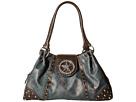M&F Western Texas Star Shoulder Bag (Blue)