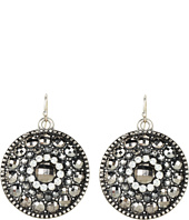 Nocona - Round Concho Earrings