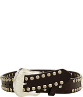 Nocona - Diamond Concho Double Stud Belt