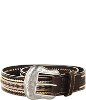 Cheap Nocona Laced Belt Brown