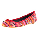 Vaneli - Barr (Multi Red Filly Fabric) - Footwear