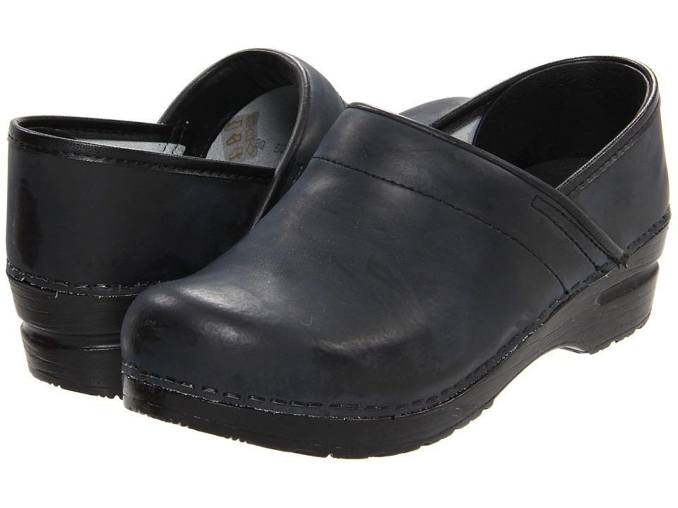 Sanita Professional PU (Black) Clogs