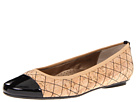 Vaneli - Serene (Black Filio Natural Cork/Black Fodervern Patent) - Footwear