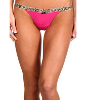 Betsey Johnson - Microfiber Everyday Thong