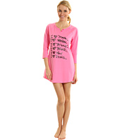 Betsey Johnson - Stretch Cotton Sleepshirt