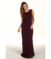 ABS Allen Schwartz - Sleeveless Gown W/Open Cowlback