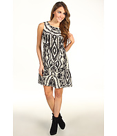 Twelfth Street by Cynthia Vincent - Drop Waist Shift Dress