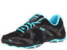 Ryka - Influence (Black/Ash Grey/Detox Blue) - Footwear