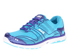 Ryka - Dynamic (Detox Blue/Impulse Puple/White) - Footwear