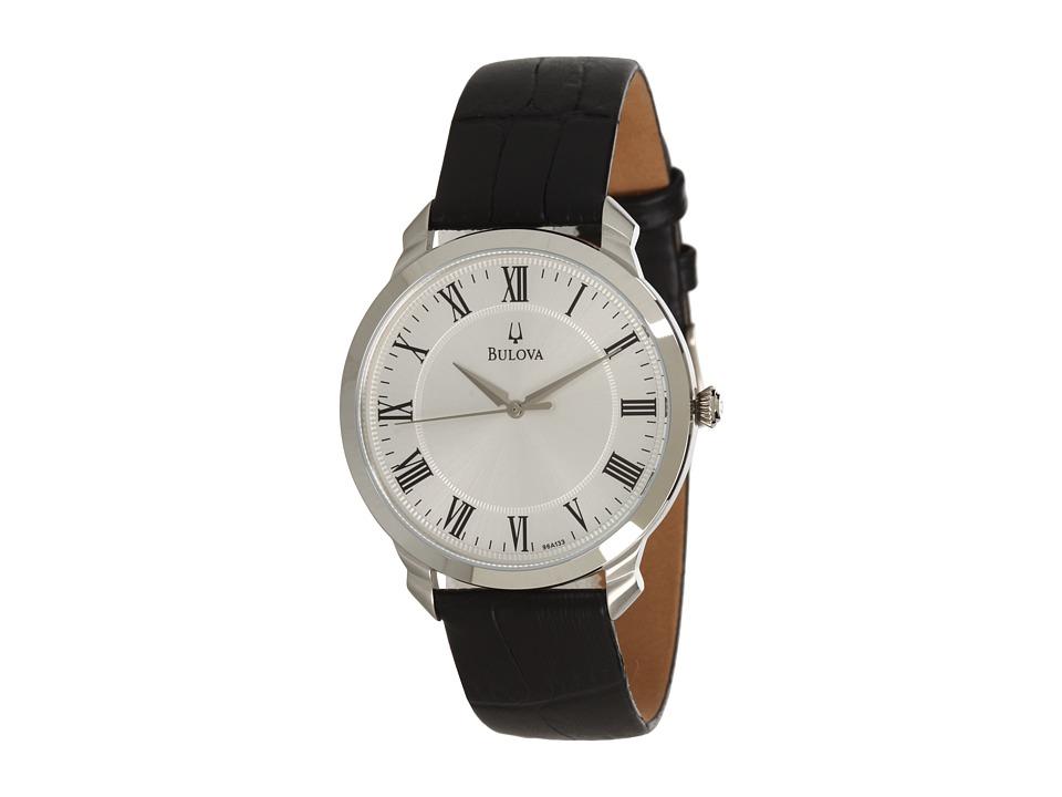 BULOVA Mens Dress - 96A133 (Black Strap 2) Analog Watches