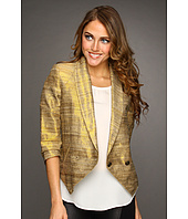 Twelfth Street by Cynthia Vincent - Metallic Blazer