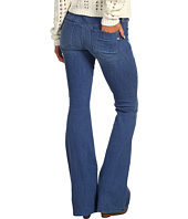 Genetic Denim - The Shelby Patch Pocket Flare in Tumble