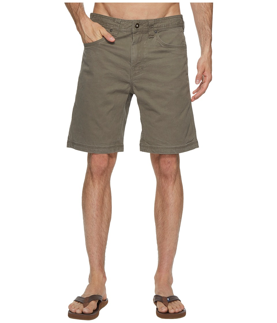 Prana Bronson Short (Mud) Men