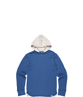 Appaman Kids - Button Front Thermal Hooded Henley (Little Kids/Bigs Kids)