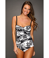 Tommy Bahama - Paisley Foam Cup One-Piece Swimsuit