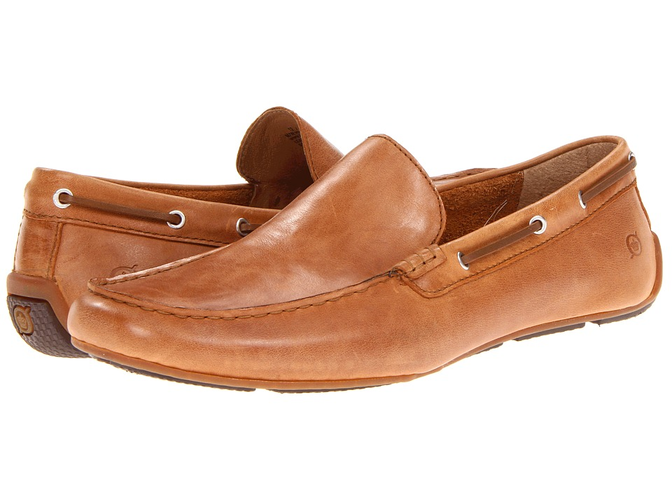 Born - Marcus (Scott/Tan Full-Grain Leather) Men